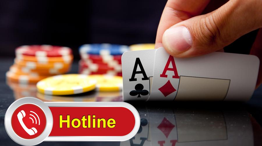 Liên hệ hotline V9bet