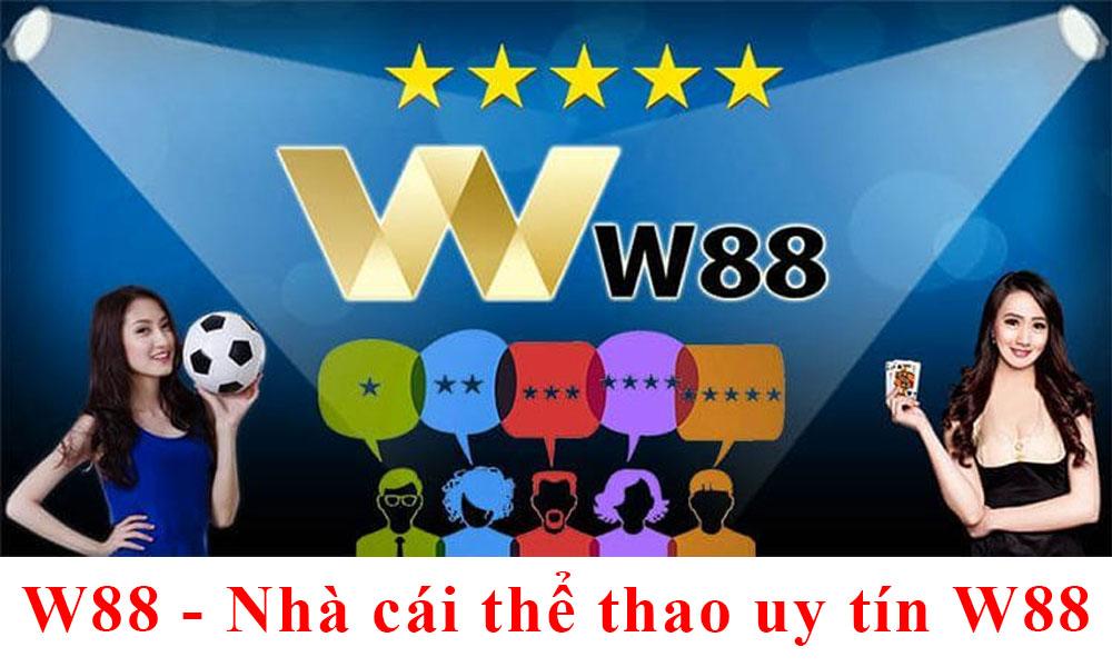 W88 - Nhà cái thể thao uy tín W88