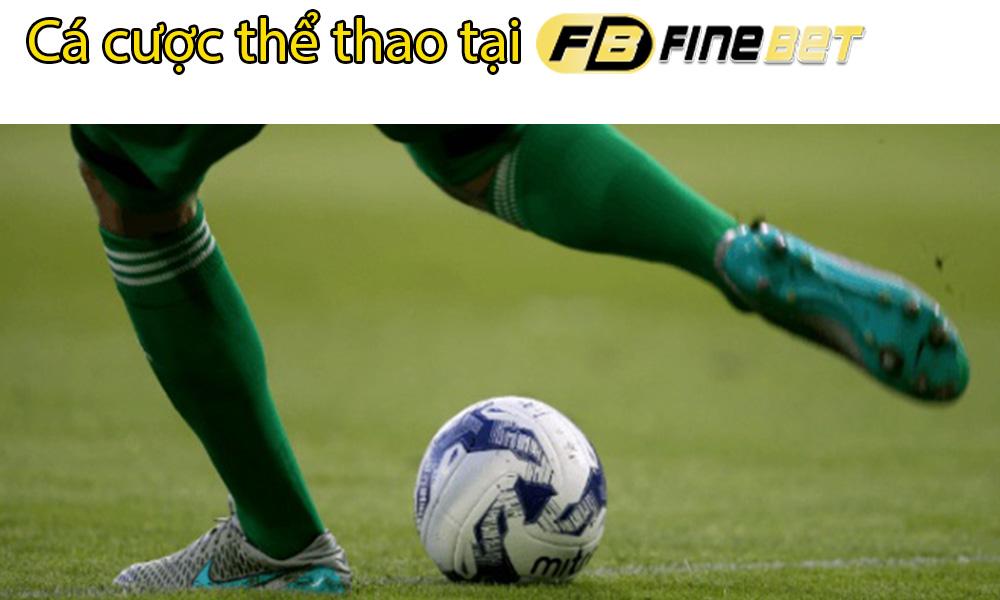 Trang web cá cược thể thao FineBet chuyên nghiệp, chất lượng