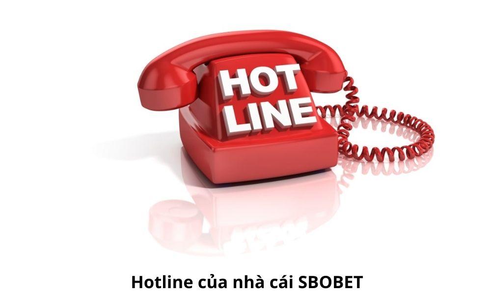 Hotline của nhà cái SBOBET