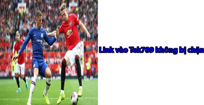 Link đăng nhập vào Tek789 mới nhất 2021